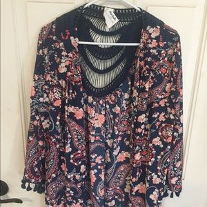 Cover top NWT lovely soft and light